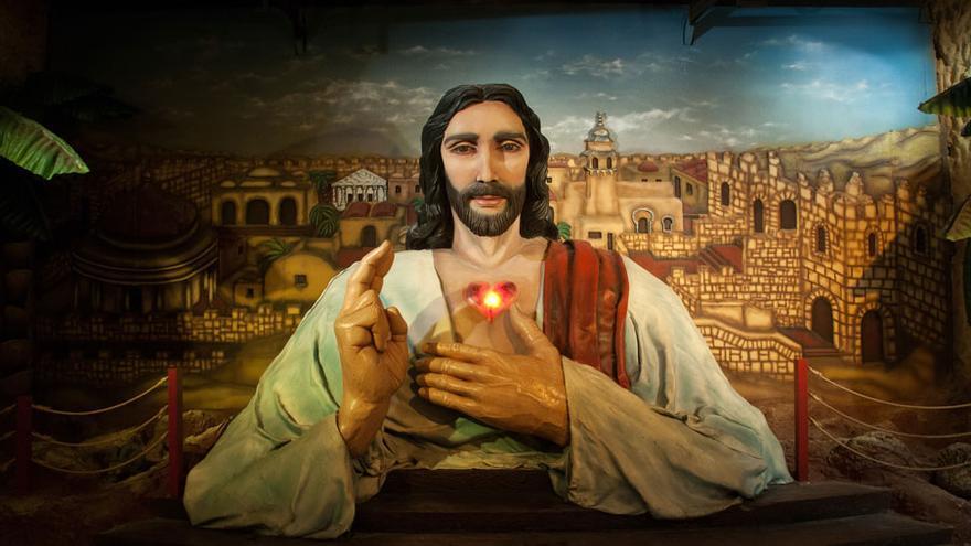 El Cristo de Tierra Santa