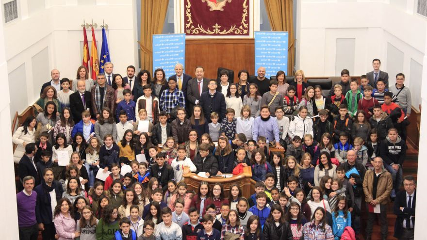 Pleno infancia Castilla-La Mancha