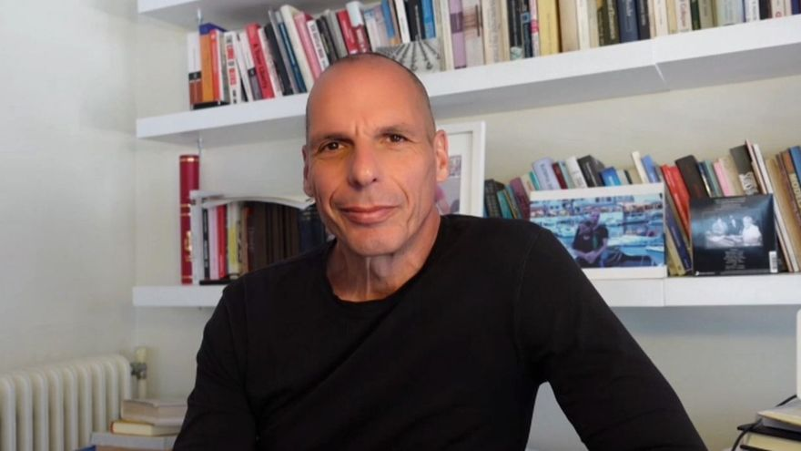 El economista Yanis Varoufakis.