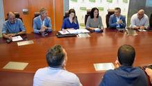 Reunión del Consejo Rector de Urbanismo, en la capital tinerfeña