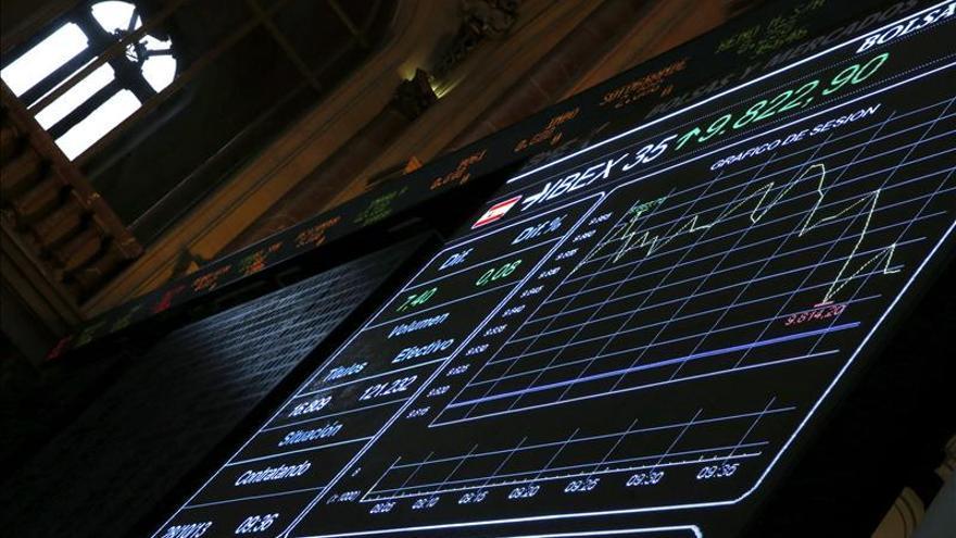La bolsa española abre en positivo y el IBEX sube el 0,12 por ciento