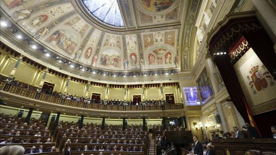 El Congreso avala la abdicación del Rey con un amplio respaldo político