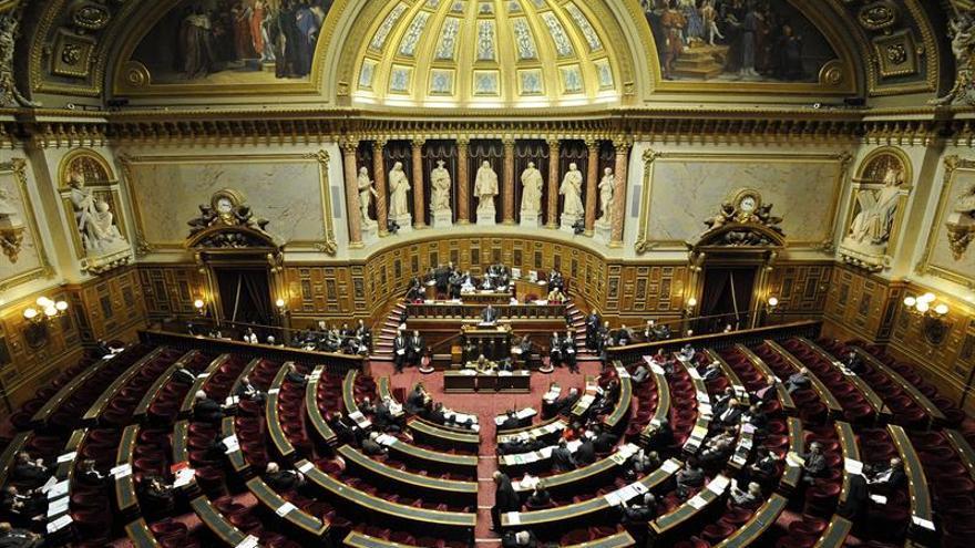 Los primeros datos confirman la hegemonía de la derecha en el Senado francés