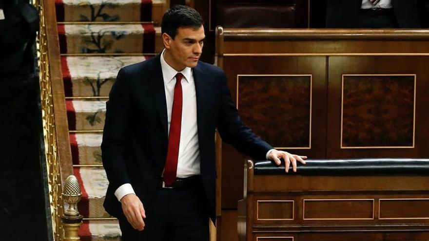 Sánchez: Iglesias es el único responsable de que Rajoy siga gobernando