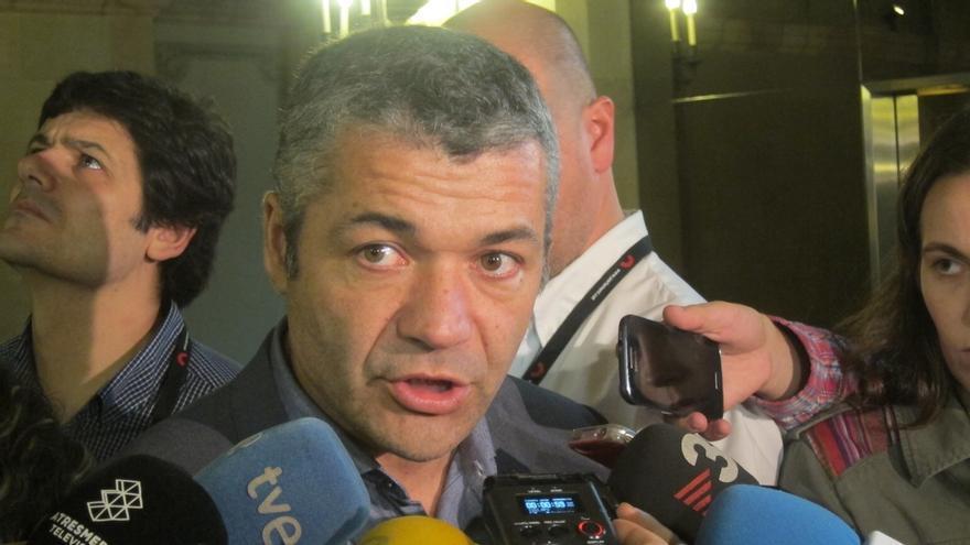 """ERC cree que en la comisión sobre Pujol se ha certificado una alianza de los """"poderes fácticos"""""""