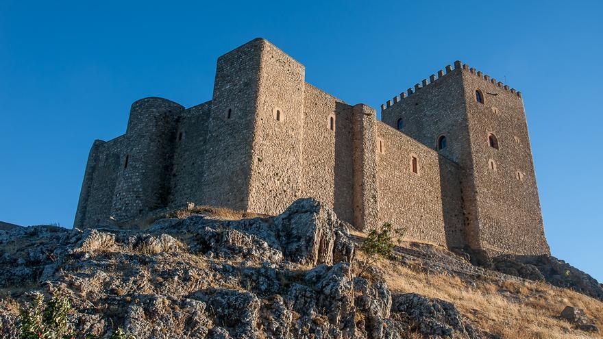 Segura de la Sierra fue una de las plazas más importantes de la comarca. Su castillo es de los mejor conservados de Andalucía. Luis Daniel Carbia Cabeza