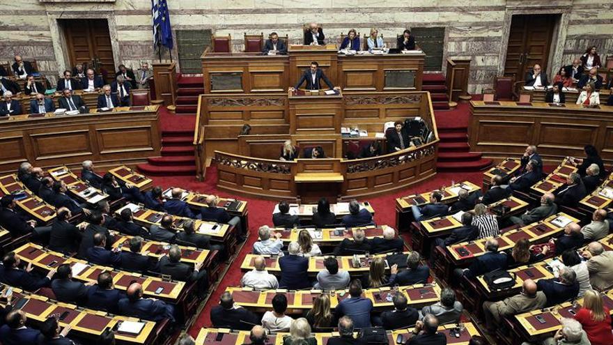 La eurozona paraliza medidas de alivio deuda griega tras decisiones de Atenas