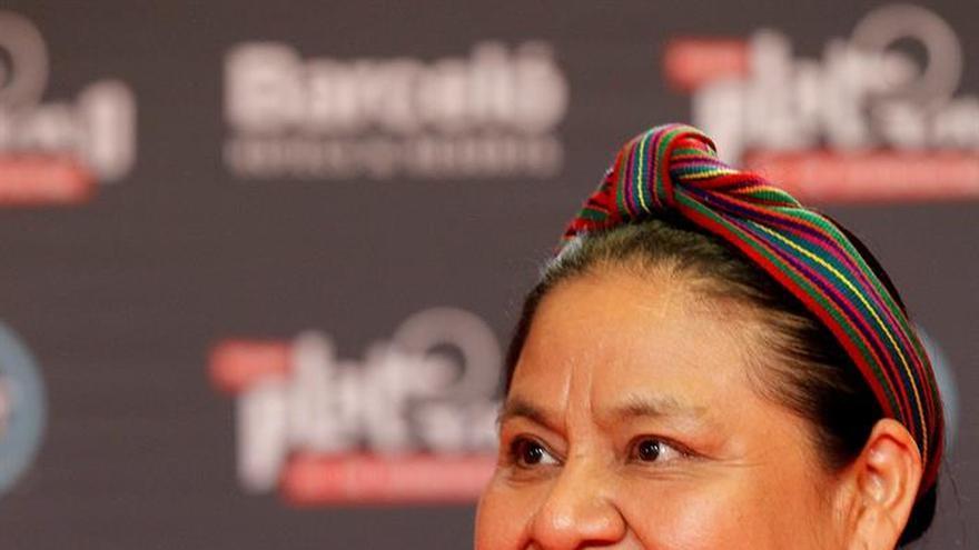 """Guatemala, protagonista en inicio Platinos con Rigoberta Menchú e """"Ixcandul"""""""