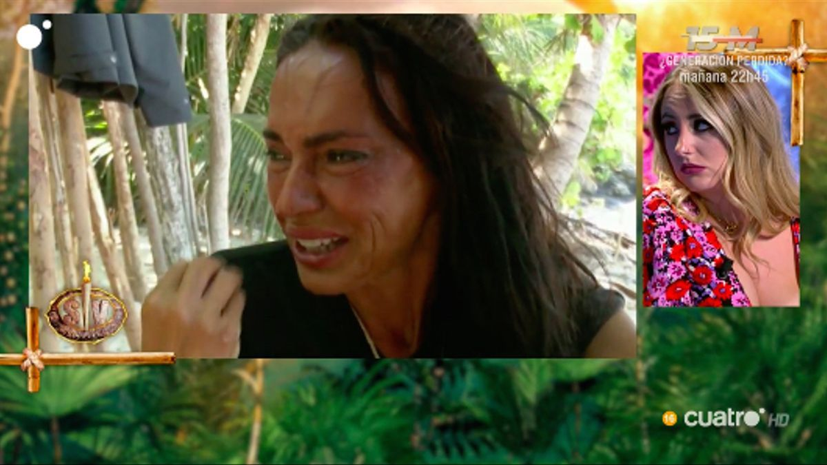 Olga, en 'Supervivientes 2021'