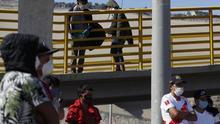 En el inicio de un nuevo tramo de la cuarentena, que se extenderá hasta el 30 de junio, Vizcarra informó que a partir de este lunes hay más transporte público en las ciudades y, por ese motivo, se realizó una evaluación en cuatro paraderos de la capital peruana.
