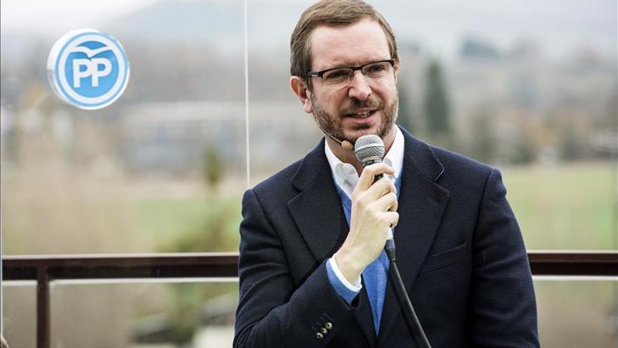 """Maroto (PP) ve """"muy importante"""" el cara a cara entre Rajoy y Sánchez"""