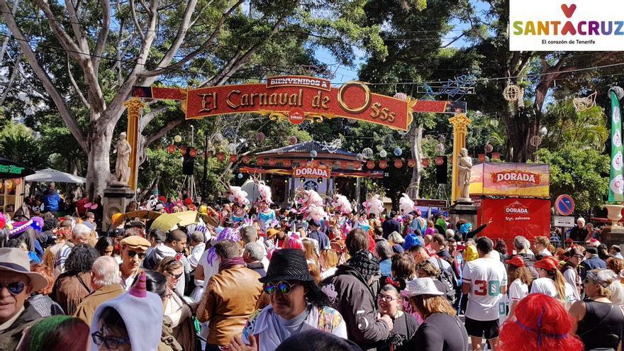 Carnaval de Santa Cruz de Tenerife.