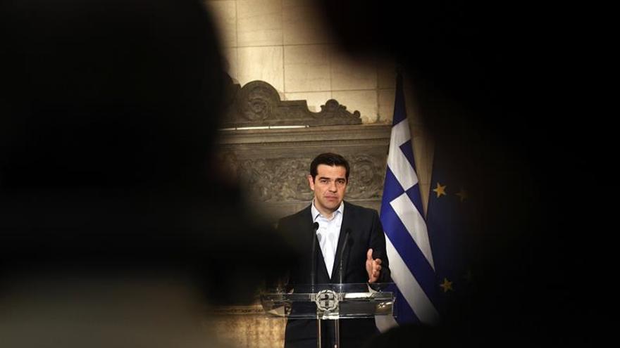 Tsipras reconoce que aceptó medidas en el Eurogrupo que no ve necesarias