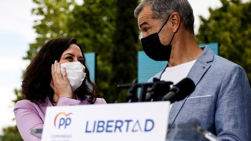 Toni Cantó dirigirá la nueva Oficina del Español de la Comunidad de Madrid