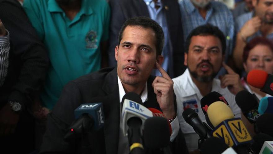 EE.UU.: no llamar presidente a Guaidó es caer en la narrativa de una dictadura