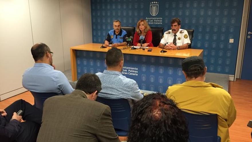 Las Palmas de Gran Canaria suspende este viernes las clases en la enseñanza no universitaria