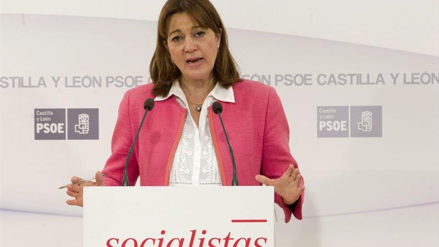 Soraya Rodríguez (PSOE) defiende la abstención al PP sin que suponga un apoyo
