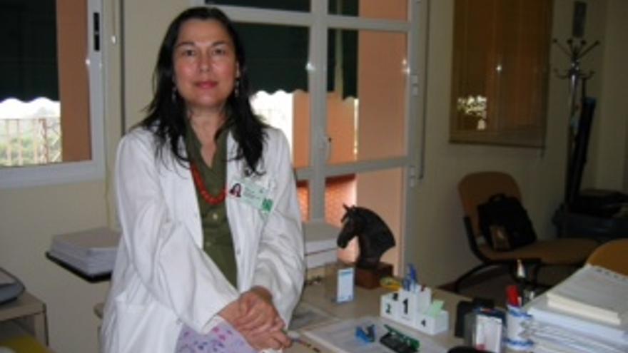 Eudoxia Gay, presidenta de la Asociación Española de Neuropsiquiatría