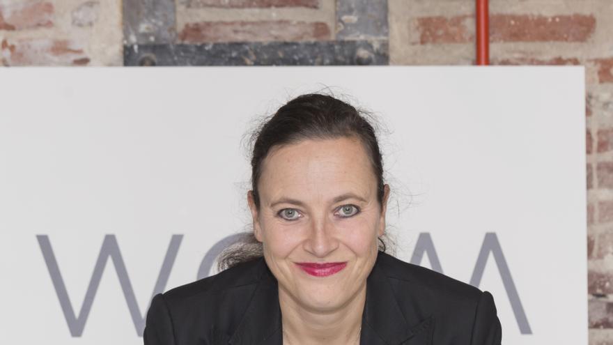 Laurence Fontinoy, cofundadora de Woom