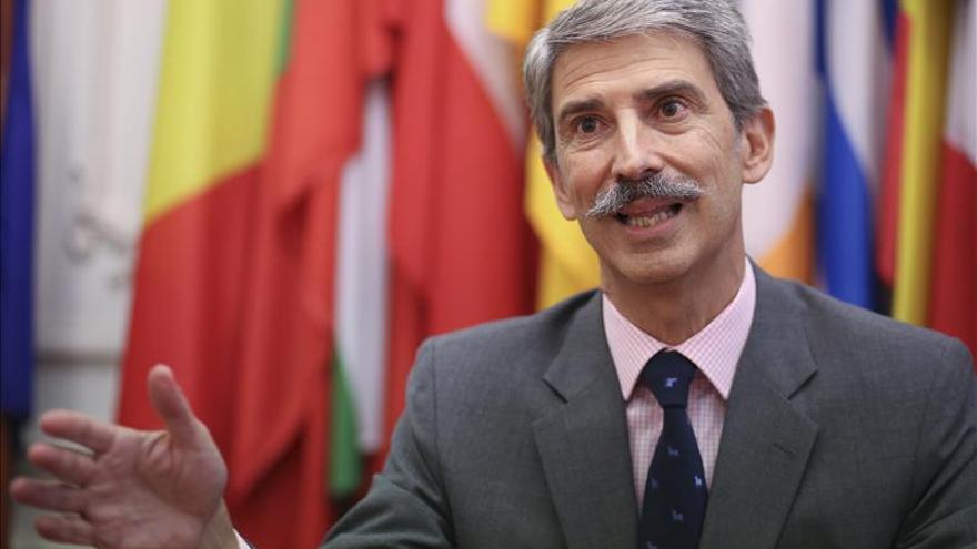 """UE CONFÍA EN """"NUEVO IMPULSO"""" DE RELACIÓN TRAS """"CAMBIO ESPERANZADOR"""" EN ARGENTINA"""