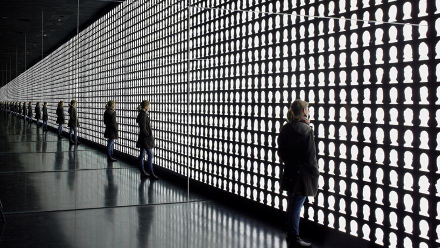 Museo de la Memoria y los Derechos Humanos, en Santiago de Chile.