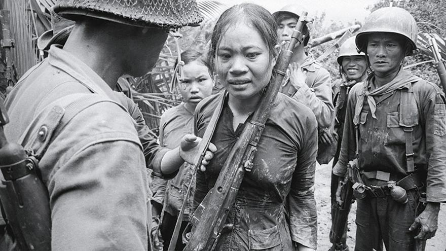 Fotograma de la serie 'La Guerra de Vietnam'