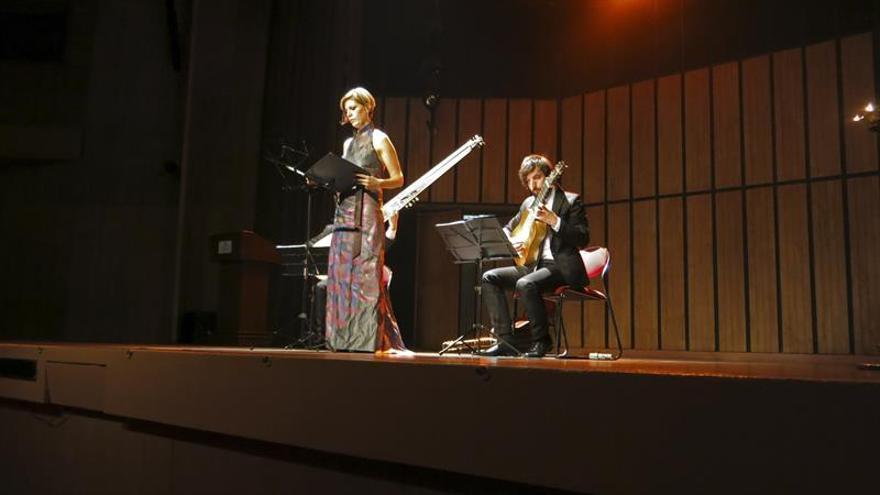 Un recital de música cervantina cierra el aniversario de las relaciones entre India y España