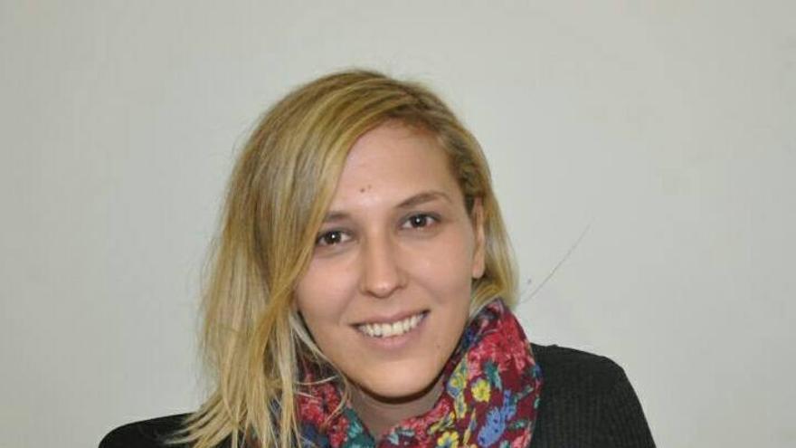 Sandra Calvo Talavera Podemos Extremadura