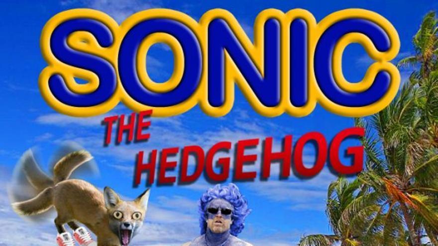 Película de Sonic