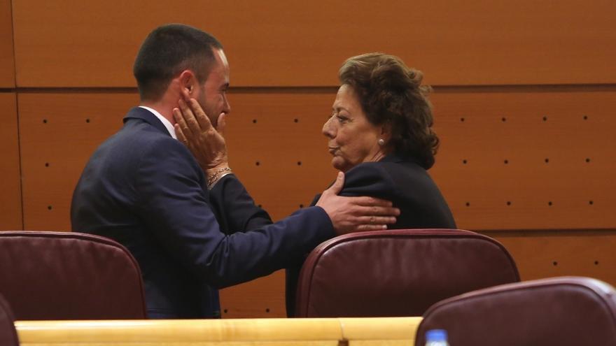El PP rechaza en el Senado una moción del PSOE para eliminar aforamientos, con el voto en contra también de Barberá