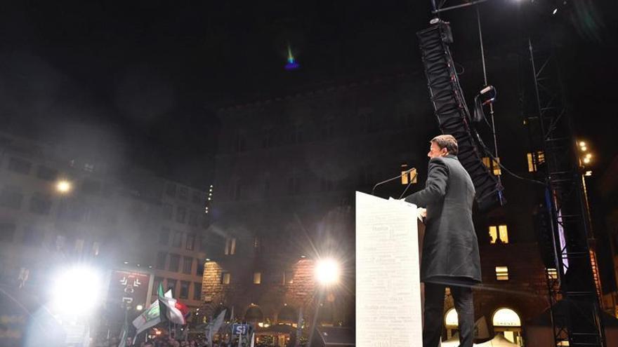 """Las voces del """"sí"""" y del """"no"""" se hacen oír en día de reflexión en Italia"""