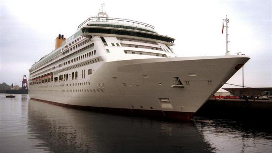 Nicaragua recibe 1.291 turistas del crucero Ms Volendam