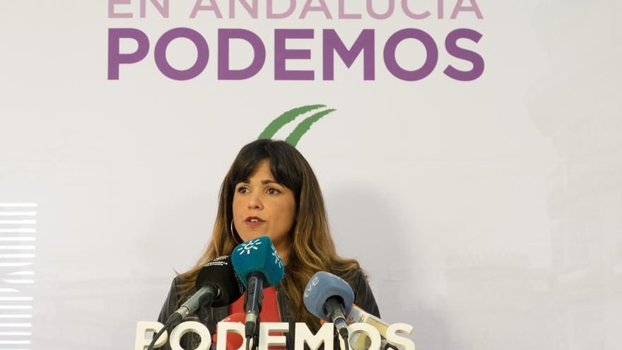 Podemos Andalucía celebra este domingo el primer Consejo Ciudadano tras la reelección de Teresa Rodríguez