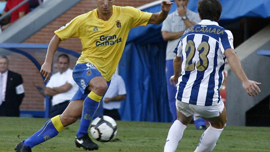 Del partido entre la UD Las Palmas y el Recreativo de Huelva #1