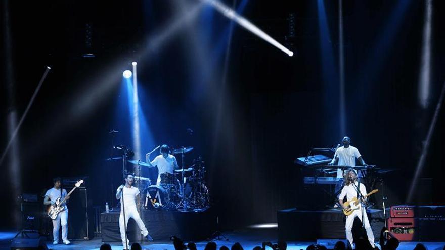Maroon 5 y Avicii protagonizan la recta final del Rock in Río Lisboa