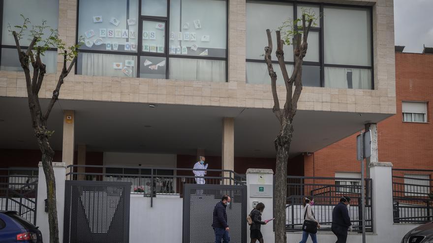"""La residencia Joaquín Rosillo restituye las visitas bajo """"estrictos protocolos de seguridad"""""""