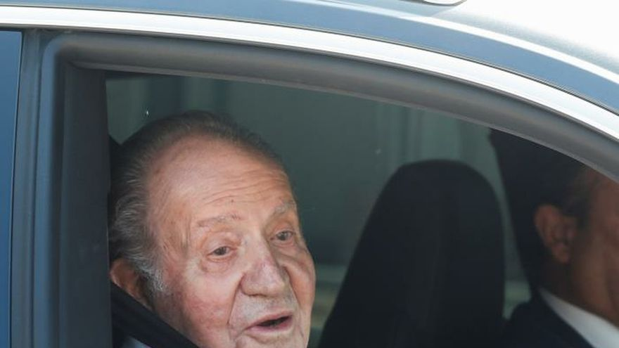 """Corinna dice que se reunió con Juan Carlos I y buscó """"un diálogo de buena fe"""""""