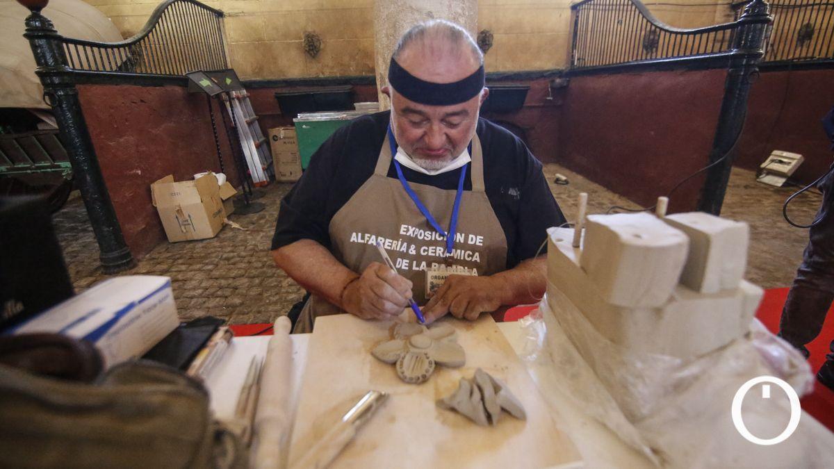 Exposición de alfarería y cerámica de La Rambla