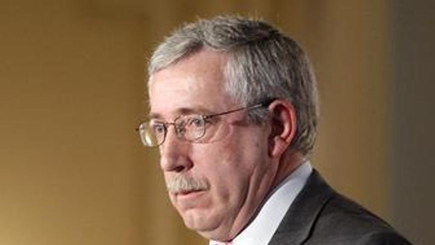 Secretario general de CC.OO, Ignacio Fernández Toxo