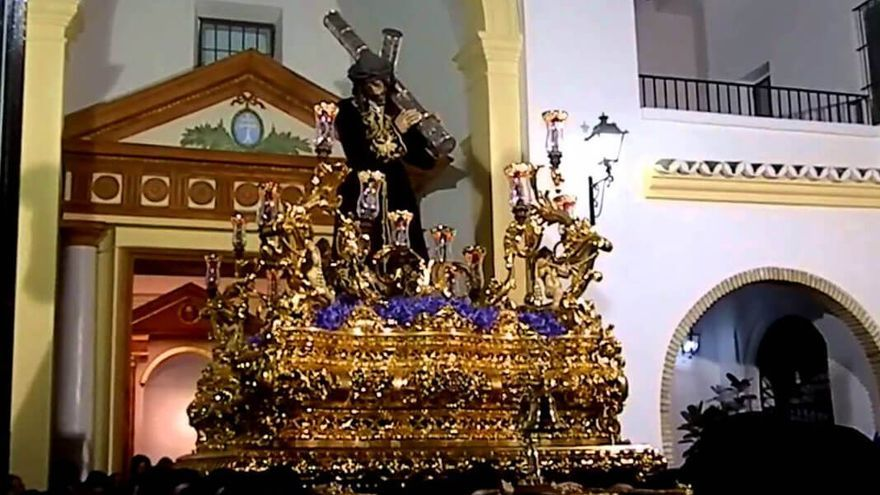 Jesús Nazareno de La Rambla.
