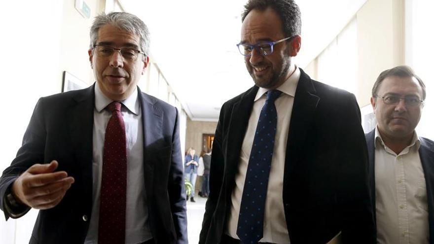 El PSOE descarta una abstención a los presupuestos de 2017 y votará en contra