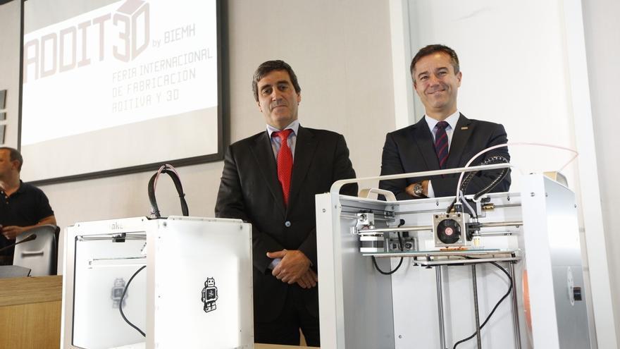 El BEC acogerá en mayo la primera feria profesional de fabricación aditiva y 3D