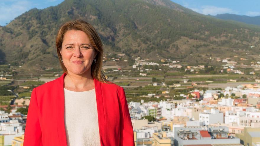Alicia Vanoostende es la candidata del PSOE a la Alcaldía de Los Llanos.