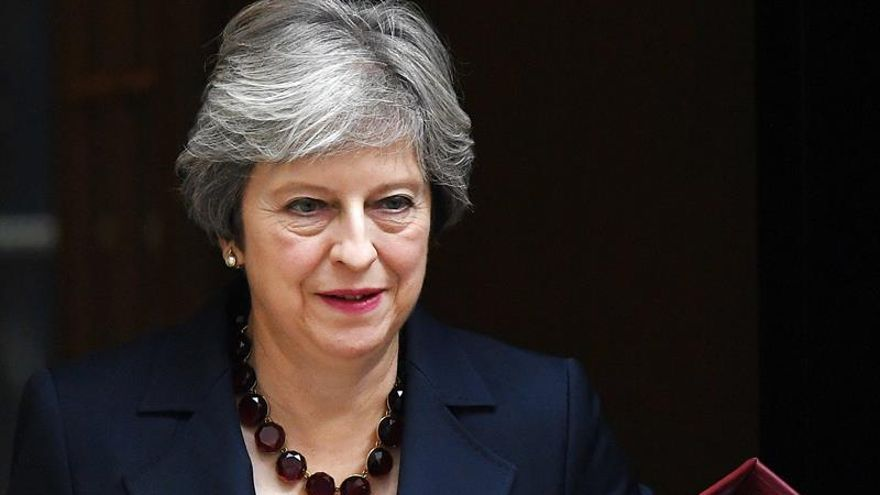 """May criticará una nueva forma """"perniciosa"""" de antisemitismo"""