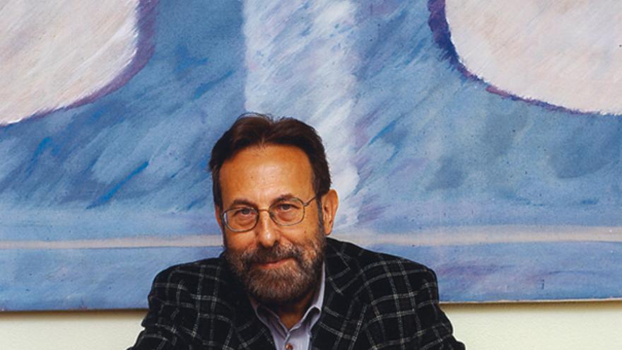 El publicista Ricardo Pérez, en una imagen de archivo. Foto: lahistoriadelapublicidad.com