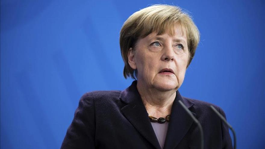 """Merkel, elegida """"persona del año"""" por la revista Time"""