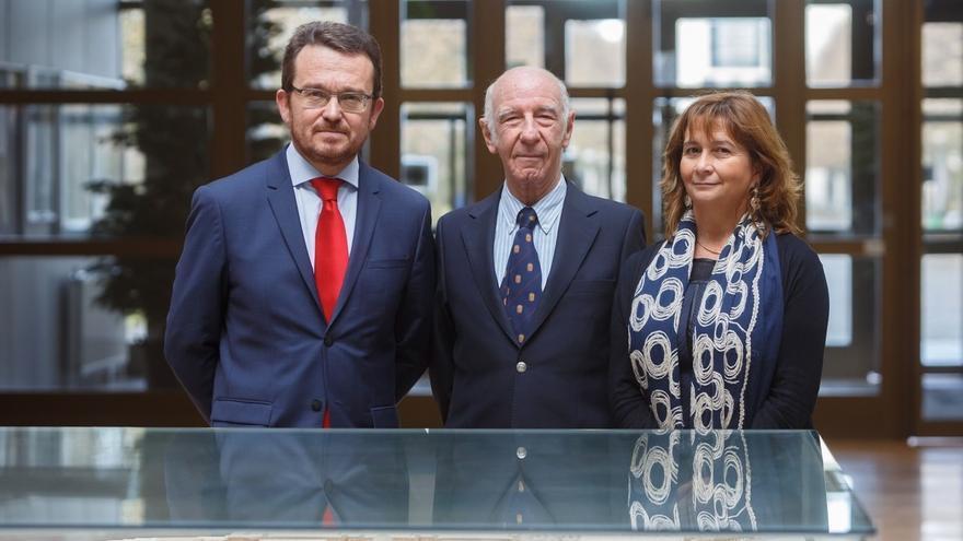 La Fundación Vicente Ferrer, premio Jaime Brunet 2017 de la UPNA por su labor en favor de los derechos humanos