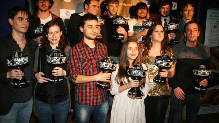 Premiados en la última edición de FECICAM