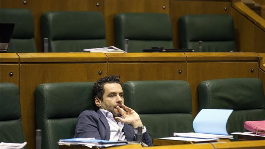 El presidente del PP de Gipuzkoa no descarta dimitir por el proceso electoral