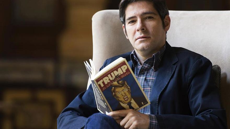 Francisco Reyero presenta en EE.UU. su libro sobre Clint Eastwood traducido